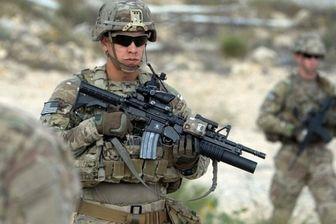 کاهش نظامیان آمریکا در عراق و افغانستان