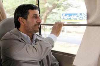 احمدینژاد: هر جای دنیا میگویی احمدینژاد اکثر مردم طرفدارش هستند