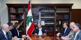 جلسه اضطراری با حضور رئیسجمهور و فرماندهان امنیتی لبنان
