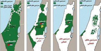 پروژههای اشغال و شهرکسازی اسرائیل از ابتدا تا کنون