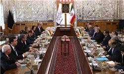 رئیس مجلس ملی مجارستان با علی لاریجانی دیدار و گفتوگو کردند