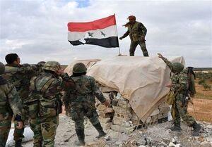 بخش «استان ادلب» بزرگراه حلب-دمشق آزاد شد
