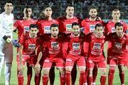ترکیب تیم فوتبال پرسپولیس مقابل سپاهان اعلام شد