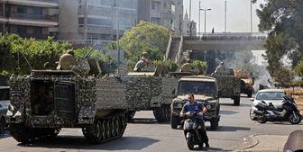 اظهارات متهم اصلی درگیریهای امروز بیروت +عکس