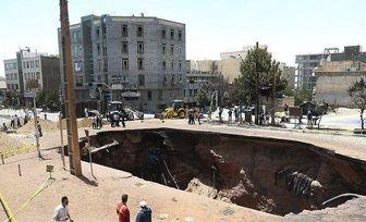 دلیل فرونشست زمین در تهران چیست؟