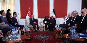 روحانی: اولویت سیاست خارجی تهران، توسعه روابط با کشورهای آسیایی است