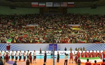 پیام وزارت خارجه آمریکا پس از پیروزی والیبال ایران