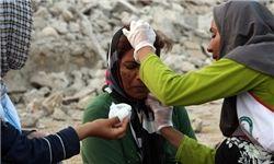 خاطرات امدادگران از زلزله بم