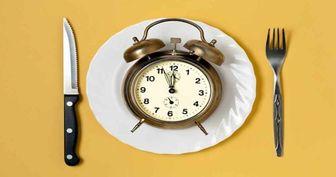 """دیر """"شام"""" خوردن باعث کاهش ترشح """"هورمون رشد"""" میشود"""