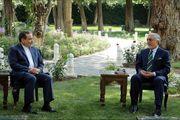 دیدار عراقچی با عبدالله عبدالله  در ادامه سفر به افغانستان