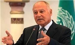 هشدار دبیرکل اتحادیه عرب در خصوص افزایش خطر درگیریها در سوریه