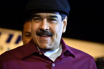 نامه قدردانی مادورو خطاب به سید حسن نصرالله