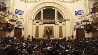 اعتصاب غذای نماینده مصر در داخل ساختمان پارلمان