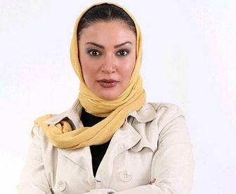 خانم بازیگر تولد همسر مرحومش را تبریک گفت+ عکس