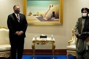 دیدار پامپئو در دوحه با نمایندگان ارشد طالبان
