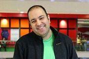 علی اوجی در تدارک جشن حافظ