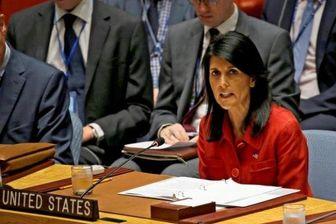گزافه گویی جدید نیکی هیلی در سازمان ملل!