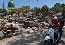 افزایش تعداد کشته شدگان زلزله اندونزی به 387 نفر