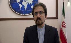 تاکید قاسمی بر لزوم احترام به حاکمیت ملی و تمامیت ارضی سوریه