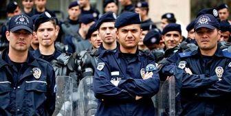 بازداشت 17 نفر در ترکیه به اتهامهای امنیتی و تروریستی