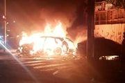 بازداشت ۲ نفر در ایرلند در ارتباط با انفجار مشکوک