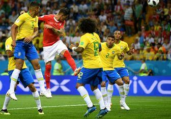 شگفتی ها در جام جهانی ادامه دارد/ توقف برزیل پر مدعا