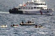 نجات سرنشینان کشتی ایرانی با کمک نیروی دریایی پاکستان