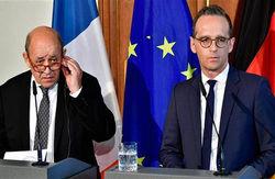 تداوم همسویی آلمان و پاریس با واشنگتن علیه ایران