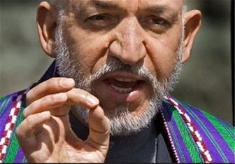 کرزی: نبود استقلال در افغانستان منجر به عدماعلام نتایج انتخاباتی شد