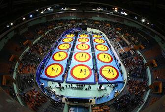 ترکیب نهایی تیم ملی کشتی در جام جهانی
