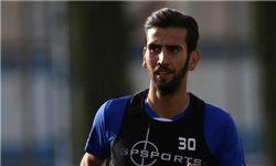 واکنش حاجمحمدی به اتفاقات ابتدای بازی