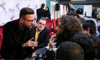 """حاشیه ای دیگر در جشنواره فجر/""""هومن سیدی"""" نشست خبری را متوقف کرد"""