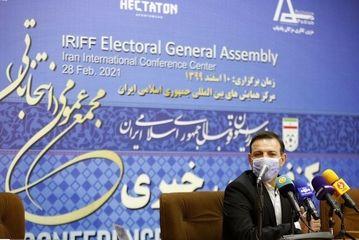 انتخابات فدراسیون فوتبال و آغاز ریاست عزیزی خادم/ گزارش تصویری