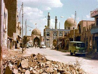 خرمشهر پس از آزاد سازی به روایت تصویر