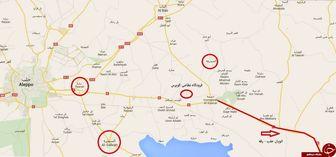نقش ایران در آزاد سازی حلب چیست؟