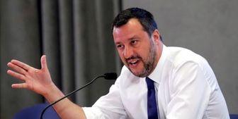 وزیر کشور ایتالیا: قصد خروج از اتحادیه اروپا را نداریم