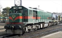 قطار کانتینری بندرعباس آلماتی راهاندازی شد