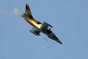 ارتش سوریه مواضع تروریستها در حومه ادلب را هدف قرار داد