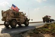 هدف قرار گیری یک کاروان لجستیکی ائتلاف آمریکایی در غرب عراق
