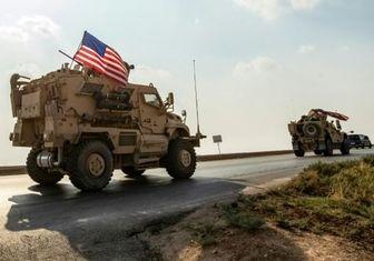 هدف گیری سومین کاروان لجستیک آمریکا در عراق