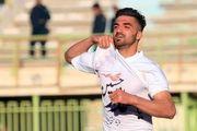 بازیکن استقلال عزادار شد