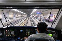 کاهش سرویس دهی مترو به مسافران