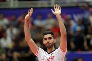 خوشبینی ملیپوش والیبال به آینده تیم ملی