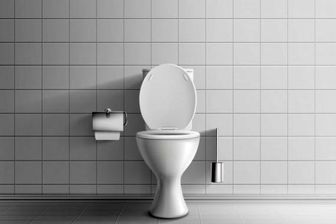 استفاده از توالتهای فرنگی ممنوع