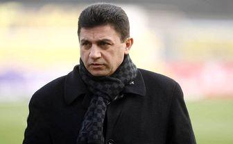 امیر قلعهنویی: سپاهان بیش از هر تیمی از داوری ضرر کرده است