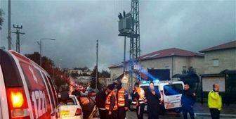 کشته شدن یک شهرکنشین بر اثر اصابت موشک