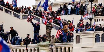 ۲۰۰ نفر به دلیل حضور در یورش ۶ ژانویه متهم شدند