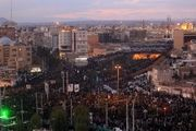 مردم عزادار قم در انتظار تشییع پیکر شهید سپهبد قاسم سلیمانی/ گزارش تصویری