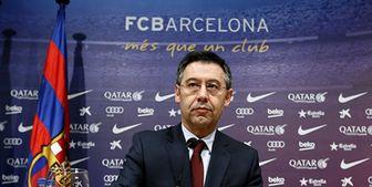 اظهارات رئیس باشگاه بارسا درباره خرید نیمار