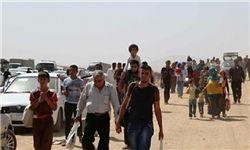احتمال نفوذ داعش به بغداد از طریق آوارگان